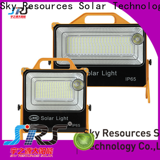 Best solar flood lights lowes 56w factory for village