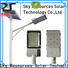 Wholesale portable solar street lights dimmable suppliers for school