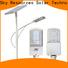 SRS Wholesale 60 watt solar street light company for fence post