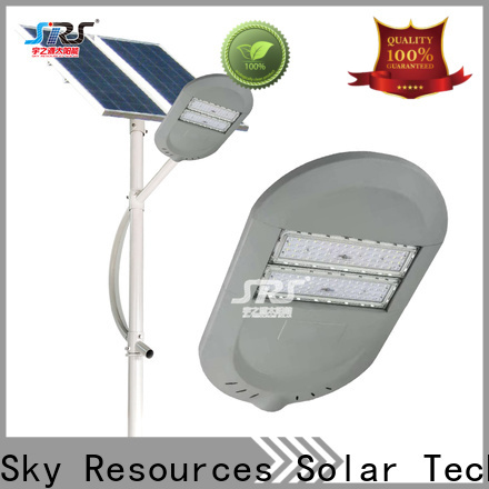 SRS yzyll411 diy solar street light for business for shed