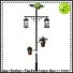 SRS New led garden lights supply for posts