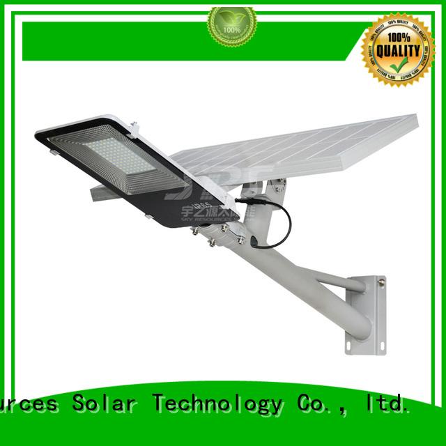 SRS cheap decorative solar street lights diagram for school
