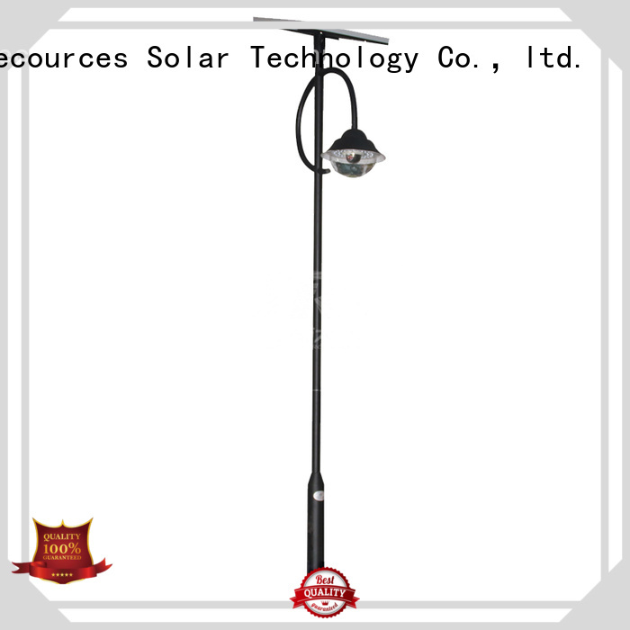 SRS pretty solar garden lights uses for posts