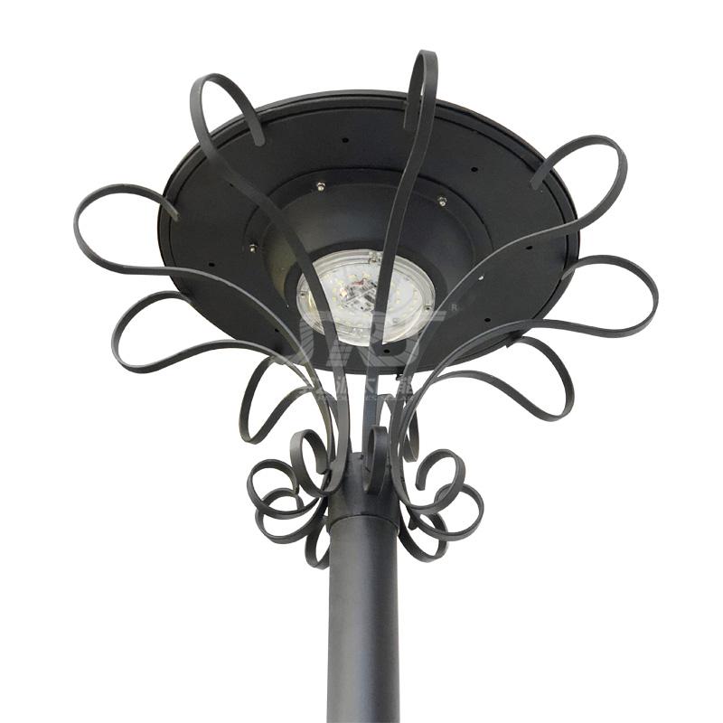 Custom solar powered garden lights lamp company for posts-2