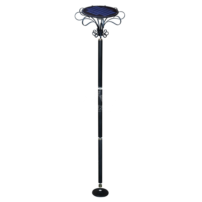 Custom solar powered garden lights lamp company for posts-1