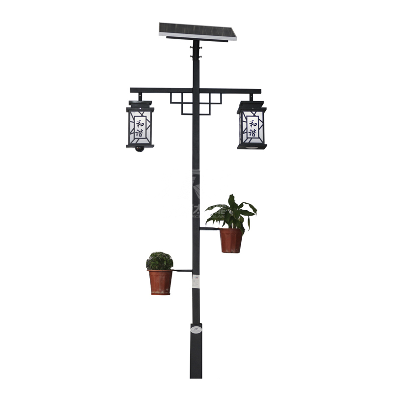 Custom Modern Garden Lamp Post LightsOutdoor Waterproof IP65 YZY-TY-T010