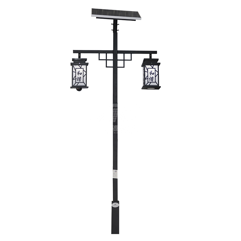 SRS New led garden lights supply for posts-1