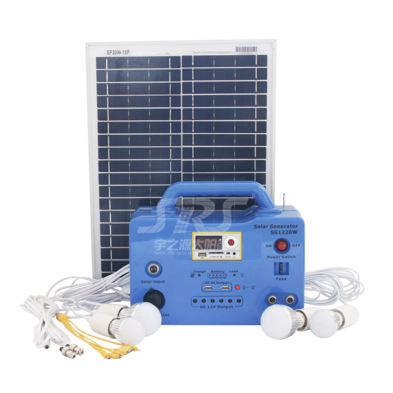 New 7kw solar system lighting company for house-1