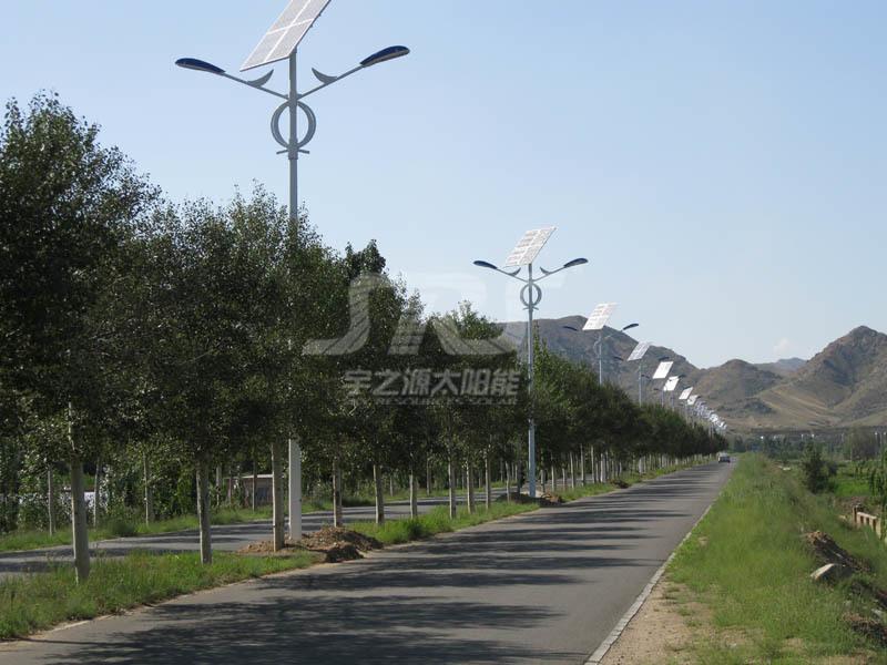 Custom Solar Energy Street Light