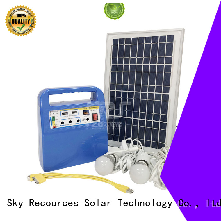 install solar power system for home application for house
