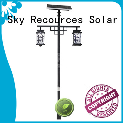 SRS high quality outdoor garden lamps export for walls