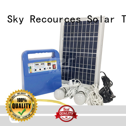 SRS quality solar power equipment factory