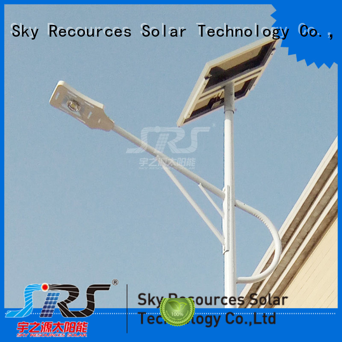 SRS cheap solar road lights factory for outside