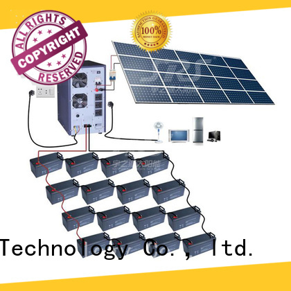 SRS solar indoor lighting system apply