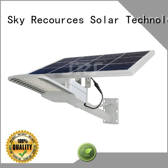 SRS bifacial best solar led street light price list for flagpole