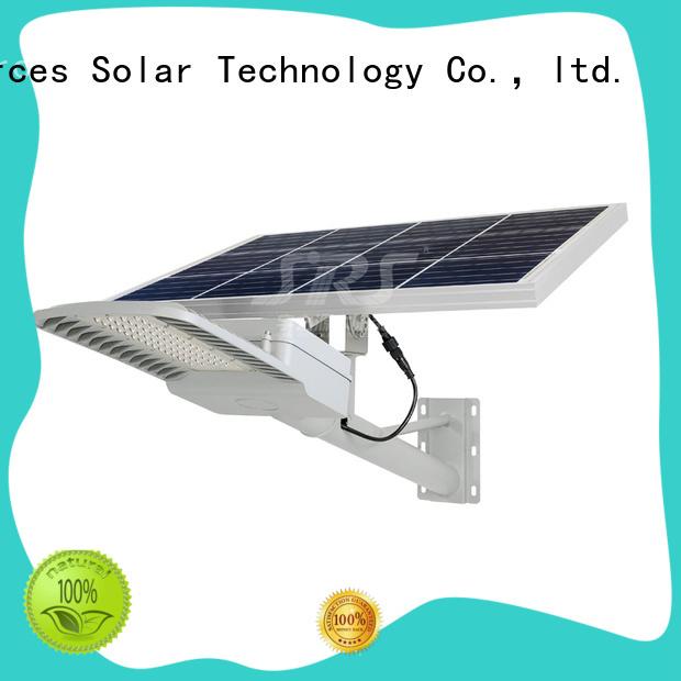 install solar road light diagram for fence post