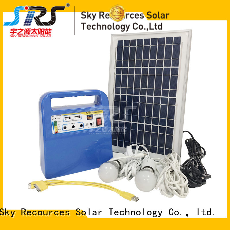 waterproof solar generator for home project for house