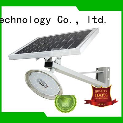 fix luminous solar street light with battery for school
