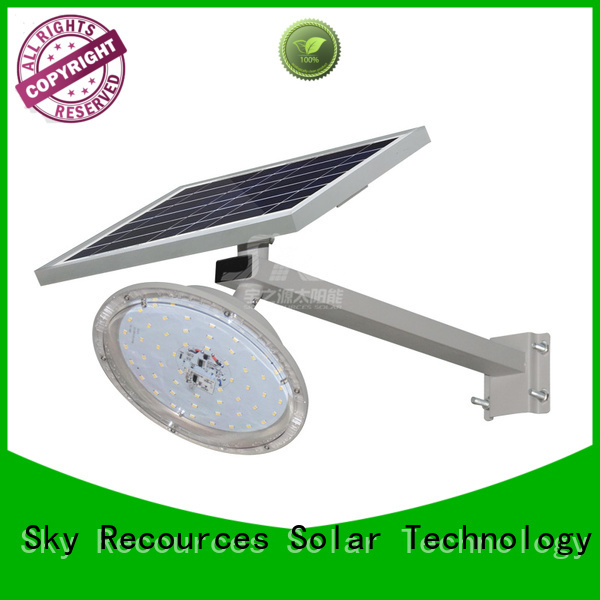 waterproof semi-integrated solar street light specificationfor school