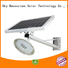 waterproof decorative solar street lights specification for flagpole