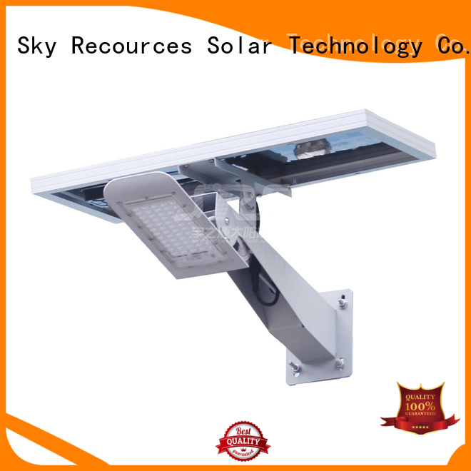 SRS fix solar compound lights with battery for garden