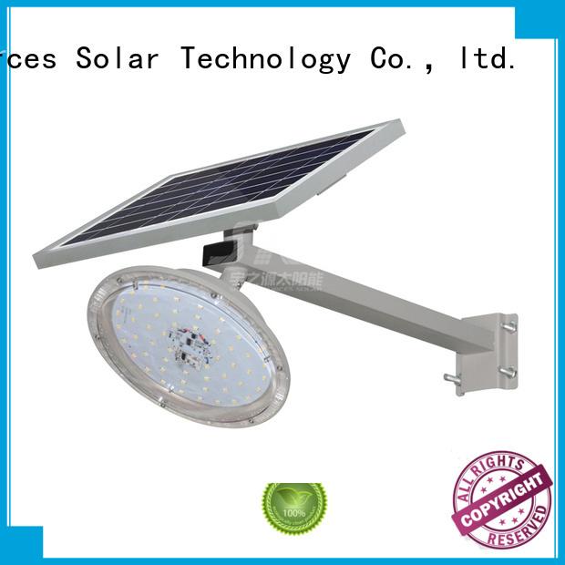 best solar led street light for flagpole SRS