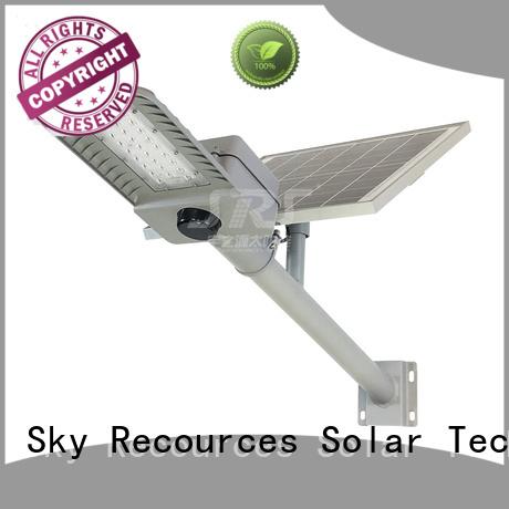 SRS solar led lights manufacturers configuration for flagpole
