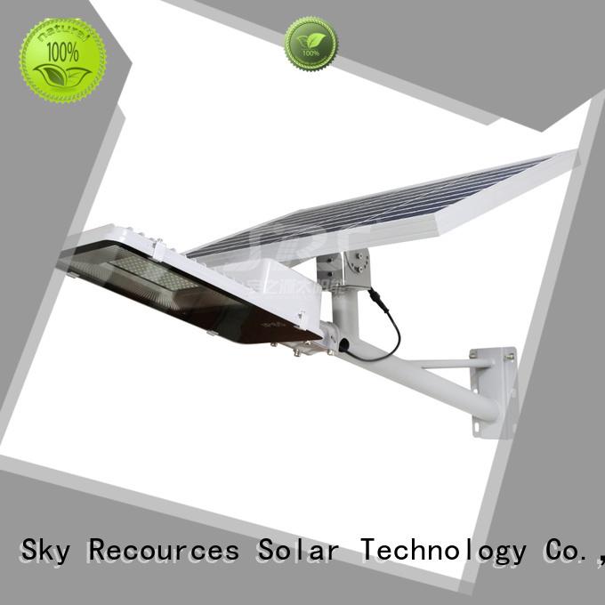 SRS wholesale solar led street light specification for garden
