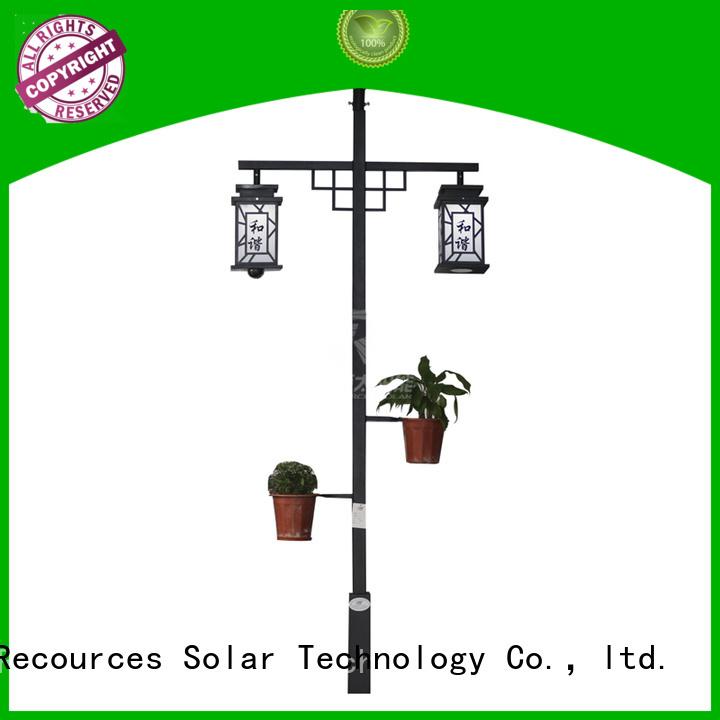 SRS powerful solar garden lights online service for posts