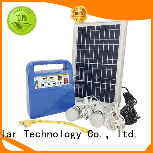 install home solar system application for house