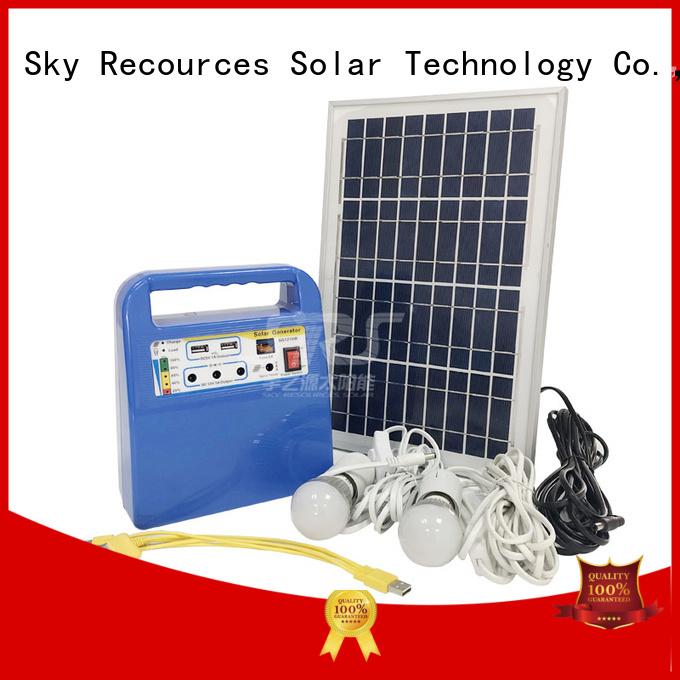 SRS cheap solar panels apply for public lighting