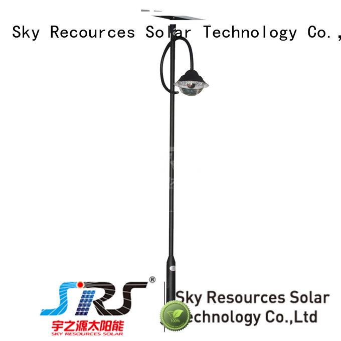 SRS outdoor garden lamps online service for posts