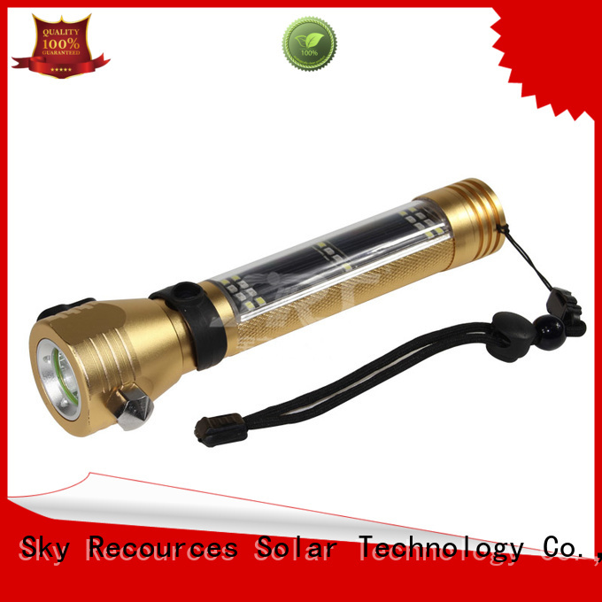 SRS high powered solar fusion flashlight online service‎ for school