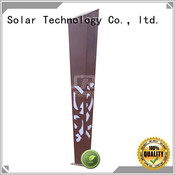 SRS solar powered garden lamps export for trees