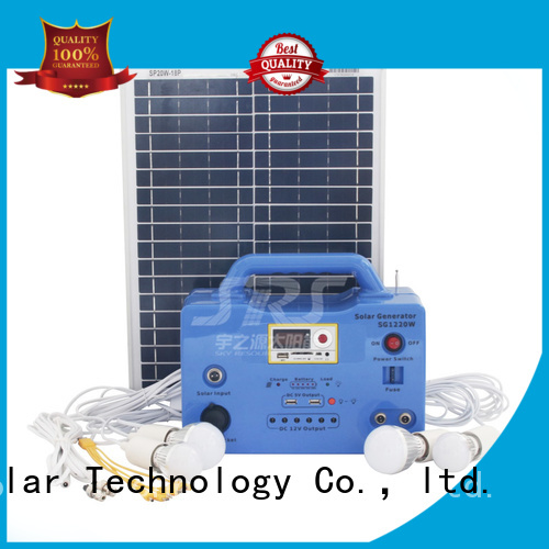 solar panel system factory for home SRS