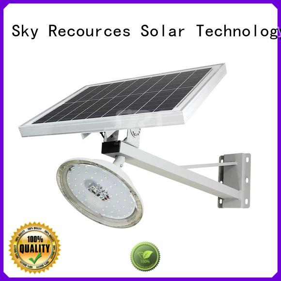 bifacial solar led lights manufacturers configuration for school