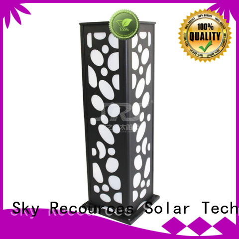 SRS high powered outdoor solar lamps sale manufaturer for umbrella
