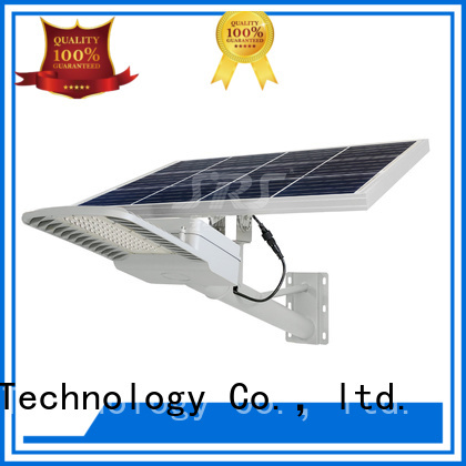 SRS install solar road light diagram for garden