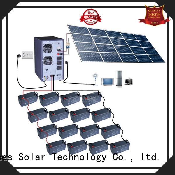 grid tied solar system apply for school SRS