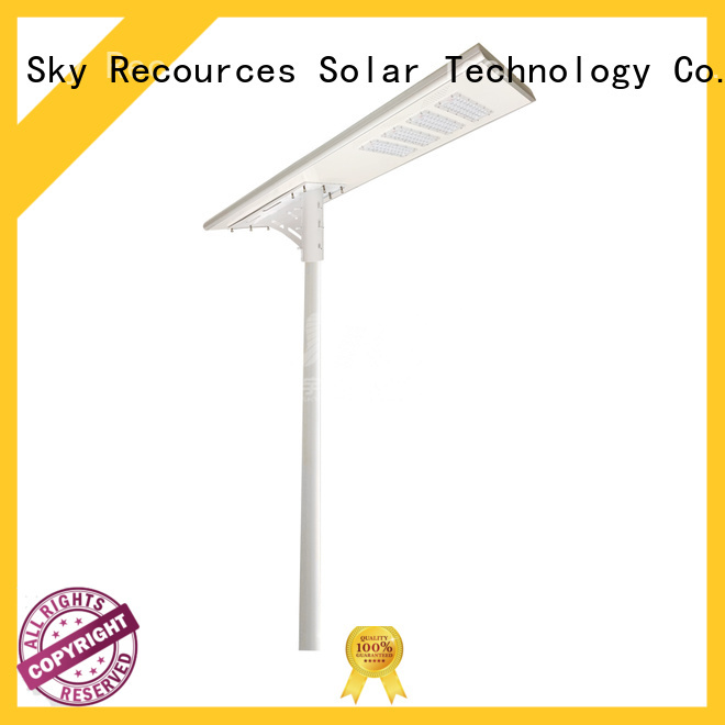 SRS solar lamp manufacturers with remote for home