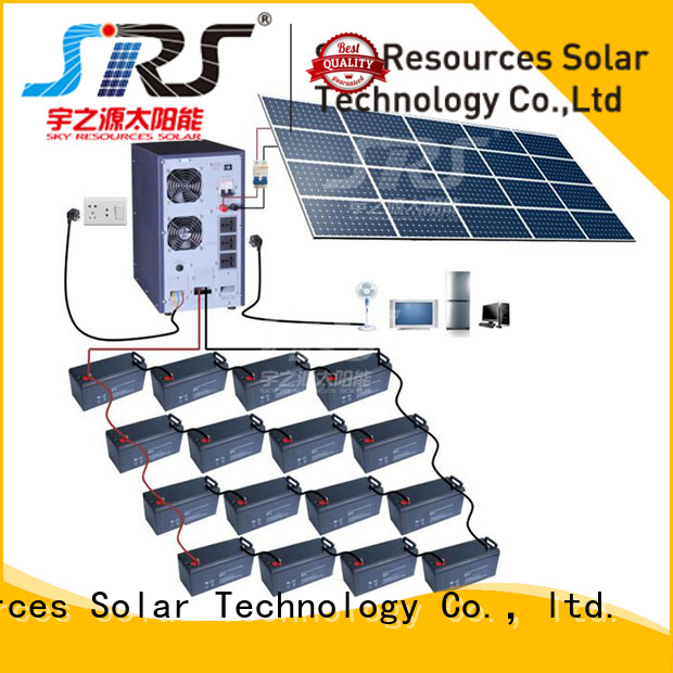 SRS quality solar system for house for house