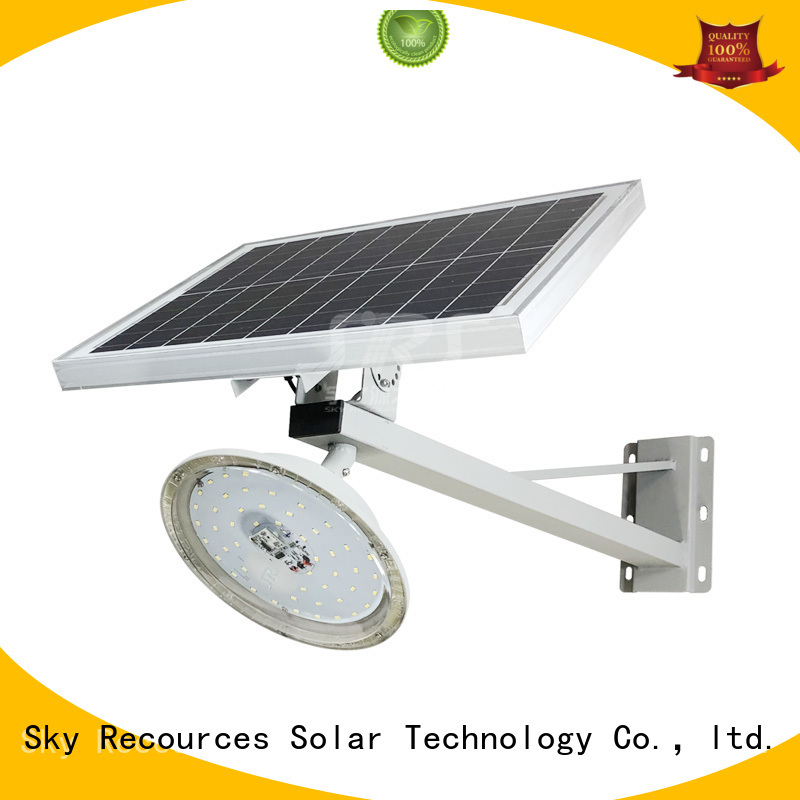 SRS cheap smart solar street light price list for school