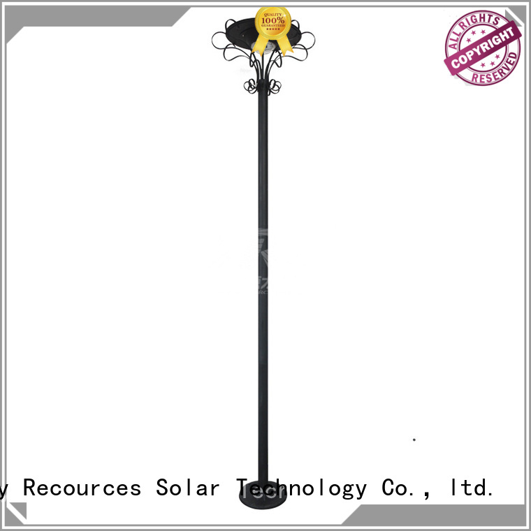 SRS solar powered yard lights images for posts