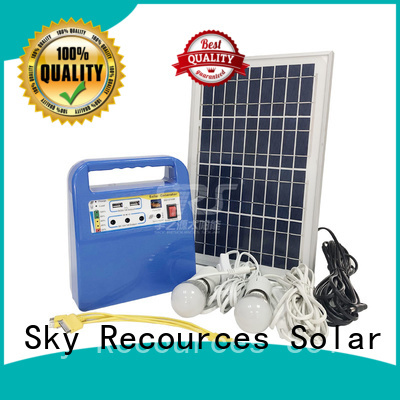 solar power equipment application for house