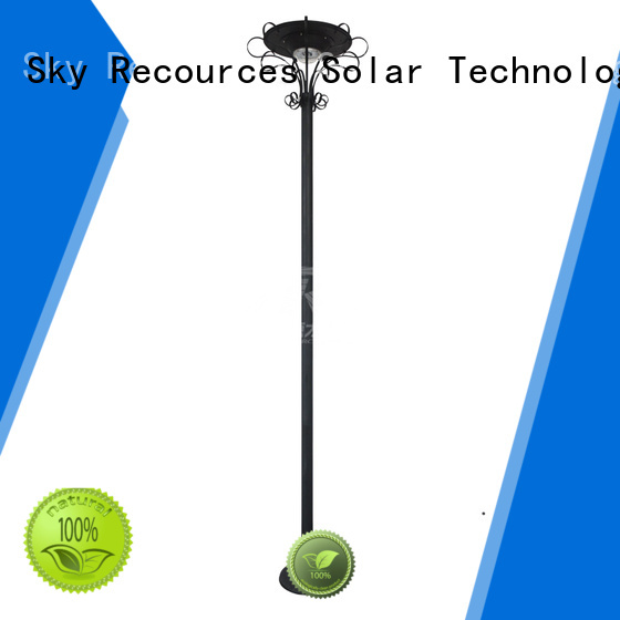 SRS quality solar garden lights uses for trees