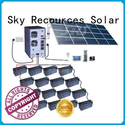 SRS panel solar system factory