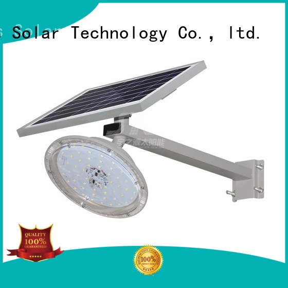 SRS fix solar led lights manufacturers with battery for flagpole