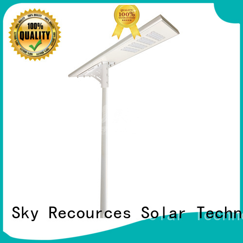 smart solar led street light company last for home