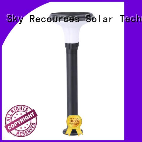 SRS fixtures single solar light supplier for umbrella