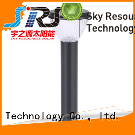 SRS custom outdoor solar patio lights system for trees